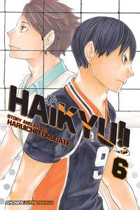 [Haikyu!: Volume 6 (Product Image)]