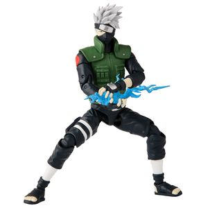 [Naruto: Anime Heroes Action Figure: Kakashi (Product Image)]