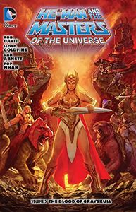 [He-Man & The Masters Of The Universe: Volume 5 (Product Image)]