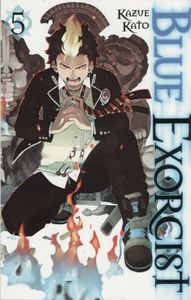 [Blue Exorcist: Volume 5 (Product Image)]