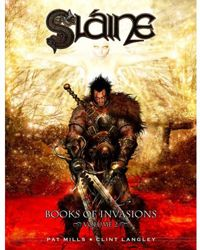 [2000AD: Slaine: Books Of Invasions: Volume 2 (Hardcover) (Product Image)]