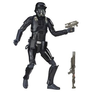 [Rogue One: A Star Wars Story: Black Series: Wave 1 Action Figure: Imperial Death Trooper (Product Image)]