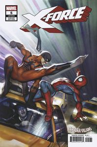 [X-Force #5 (Spider-Man Villains Variant) (Product Image)]