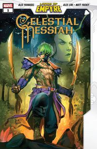 [The cover for Lords Of Empyre: Celestial Messiah #1]
