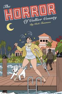 [Horror Of Collier County (Hardcover) (Product Image)]