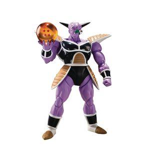[Dragon Ball Z: SH Figuarts Action Figure: Ginyu (Product Image)]