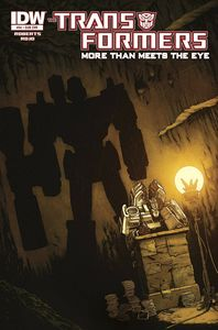 [Transformers: More Than Meets Eye #34 (Subscription Variant) (Product Image)]
