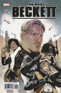 [Star Wars: Beckett #1 (Dodson Variant) (Product Image)]
