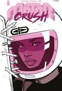 [Motor Crush #5 (Cover B Stewart) (Product Image)]