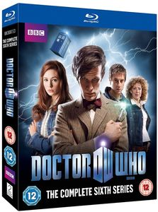 [Doctor Who: The Complete Sixth Series (Blu-Ray) (Product Image)]