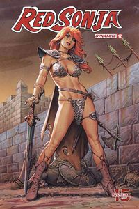 [Red Sonja #12 (Cover B Linsner) (Product Image)]