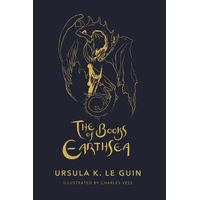 [The Books of Earthsea - the Complete Illustrated Edition (Product Image)]