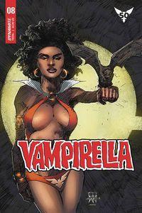 [Vampirella #8 (Cover A Cowan) (Product Image)]