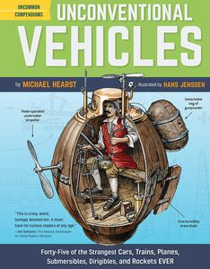 [Unconventional Vehicles (Hardcover) (Product Image)]