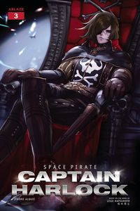 [Space Pirate: Captain Harlock #3 (Cover B Leirix) (Product Image)]