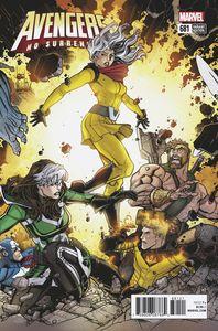 [Avengers #681 (Bradshaw Connecting Variant) (Legacy) (Product Image)]