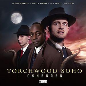 [Torchwood Soho: Ashenden (Product Image)]