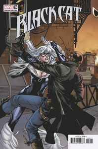 [Black Cat #8 (Lupacchino Connecting Variant) (Product Image)]