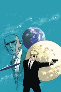 [Resident Alien: Your Ride's Here #5 (Product Image)]