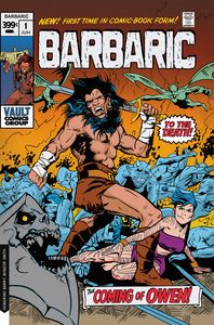 [Barbaric #1 (Cover B Hixson) (Product Image)]