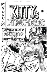 [Die Kitty Die!: Cathouse Of Horror Special #1 (Cover B Ruiz) (Product Image)]