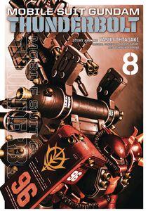 [Mobile Suit Gundam: Thunderbolt: Volume 8 (Product Image)]