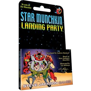 [Star Munchkin: Landing Party (Product Image)]