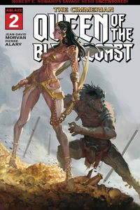 [Cimmerian: Queen Of The Black Coast #2 (Cover A Yune) (Product Image)]
