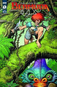 [Bermuda #1 (Cover C Art Adams Variant) (Product Image)]