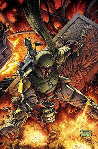 [Star Wars: War Of The Bounty Hunters Companion (Product Image)]