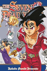 [The Seven Deadly Sins: Volume 35 (Product Image)]