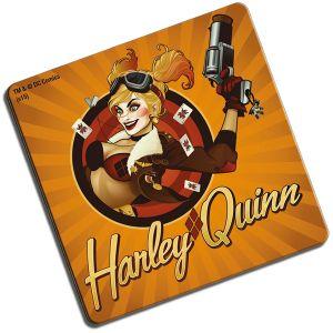 [DC Bombshells: Coaster: Harley Quinn (Product Image)]