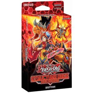[Yu-Gi-Oh: Structure Deck: Soulburner (Product Image)]