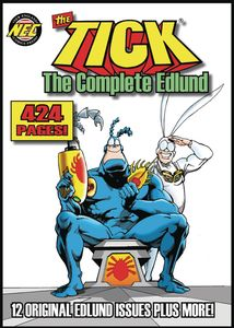 [The Tick: The Complete Edlund (New Printing) (Product Image)]