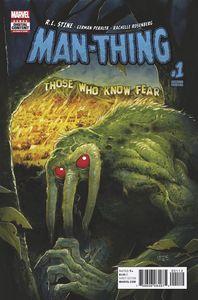 [Man-Thing #1 (2nd Printing Crook Variant) (Product Image)]