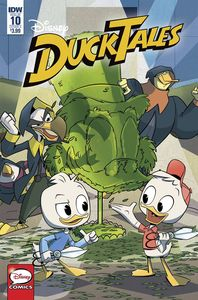 [Ducktales #10 (Cover A Ghiglione) (Product Image)]
