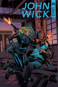 [John Wick #5 (Cover A Valletta) (Product Image)]