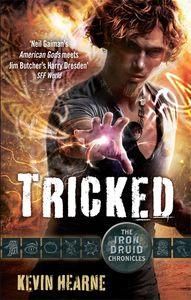 [Iron Druid 4 Tricked (Product Image)]