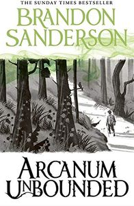 [Arcanum Unbounded: The Cosmere Collection (Hardcover) (Product Image)]