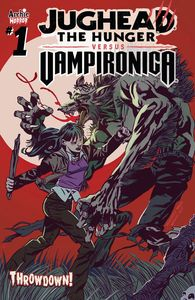 [Jughead: The Hunger Vs Vampironica #1 (Cover A Pat & Tim Kennedy (Mr) (Product Image)]