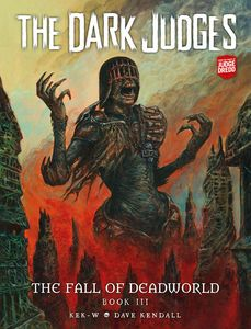 [Dark Judges: Fall Of Deadworld: Book 3 (Hardcover) (Product Image)]