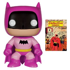 [DC Comics: Pop! Vinyl Figures: Pink Rainbow Batman (Product Image)]