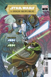 [Star Wars: High Republic #1 (3rd Printing Variant) (Product Image)]