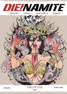 [Die!Namite #2 (Cover C Momoko) (Product Image)]