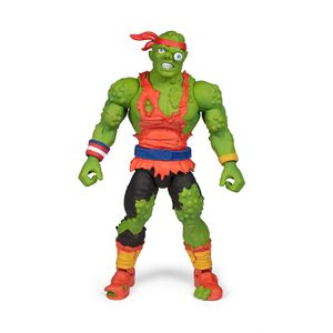 [Toxic Crusaders: Deluxe Action Figure: Toxie (Product Image)]