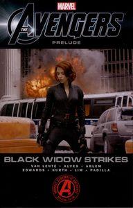 [Marvels Avengers: Black Widow Strikes (Product Image)]