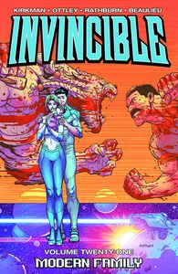 [Invincible: Volume 21 (Product Image)]