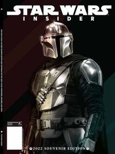 [Star Wars Insider: Souvenir Edition 2022 (Mandalorian Variant) (Product Image)]