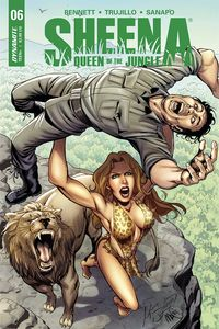 [Sheena #6 (Cover B Santucci) (Product Image)]