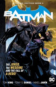 [Batman: Deluxe Edition Collection: Book 4 (Hardcover) (Product Image)]